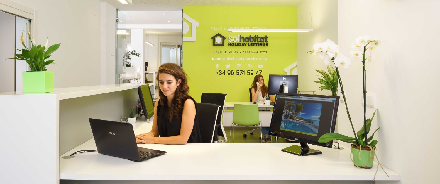 best holiday lettings Moraira